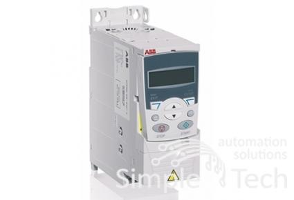 частотный преобразователь ACS355-01E-02A4-2