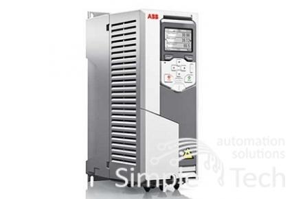 частотный преобразователь ACS580-01-07A2-4