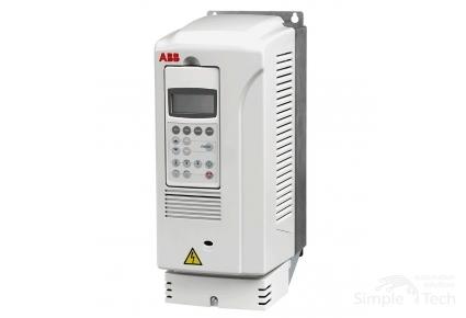 частотный преобразователь ACS800-01-0004-3