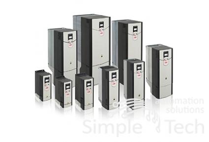 частотный преобразователь ACS880-01-165A-5
