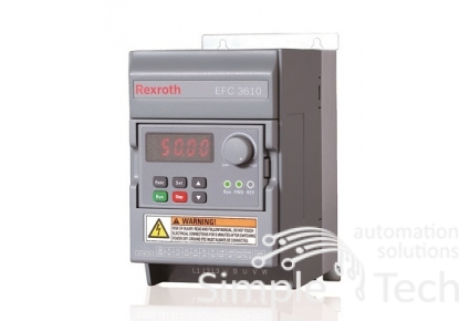 преобразователь частоты EFC3610-0K40-1P2-MDA-7P