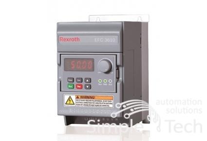 преобразователь частоты EFC3610-0K75-1P2-MDA-NN