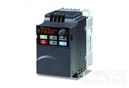 преобразователь частоты VFD004E21T
