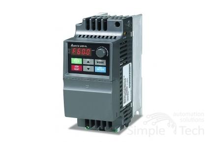частотный преобразователь VFD007EL21A