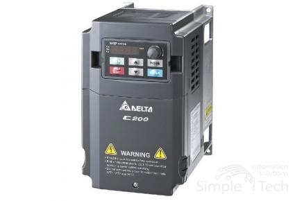частотный преобразователь VFD015CB21A-20