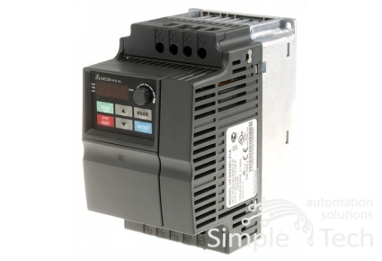 частотный преобразователь VFD015EL21A