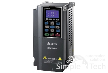 частотный преобразователь VFD022C43A