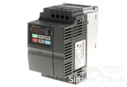 частотный преобразователь VFD007EL43A