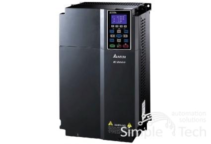 частотный преобразователь VFD220C43A