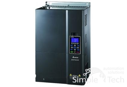 преобразователь частоты VFD4000CP43C-21