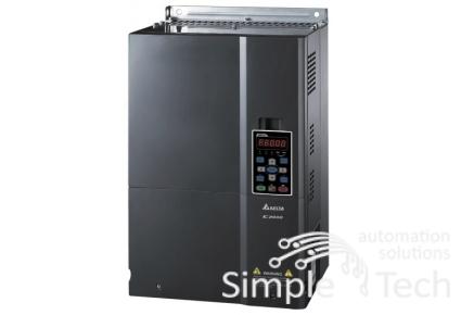 частотный преобразователь VFD750C43E