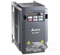Преобразователь частоты Delta Electronics VFD007CB43A-20